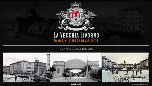 Cartoline d'epoca di Livorno